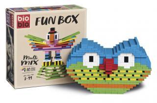 Bioblo Fun Box 200 dílků [HRAČKA]